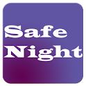 Safe Night logo