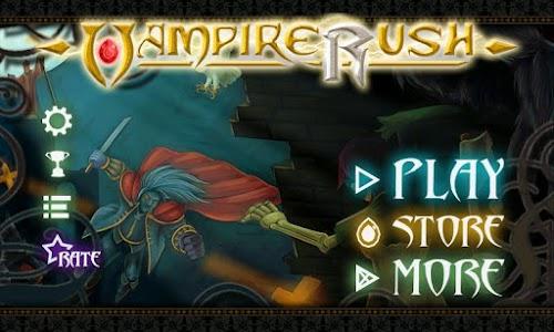 Vampire Rush v1.2 (Mod Money)