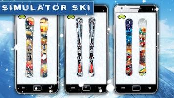 Screenshot of Simulator Ski