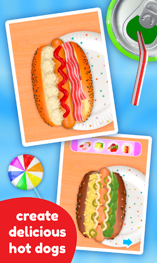 Cooking Game - Hot Dog Deluxe  screenshots 3