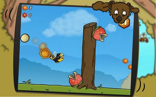 Bee Avenger HD FREE  screenshots 3