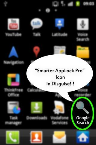 智慧的:AppLock專業(變相)
