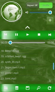 Mp3 Player Free - screenshot thumbnail