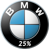 BMW Battery Widget FREE NO ADS