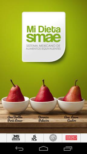 Mi Dieta SMAE Pro