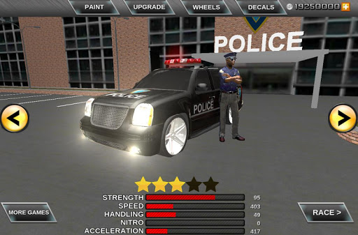 Crime City Real Police Driver 4.1 screenshots 3