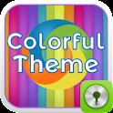 GO Locker Colorful Theme icon