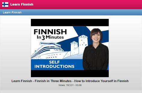 Finland dating app