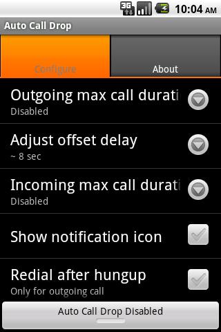 Auto Call Drop v1.5
