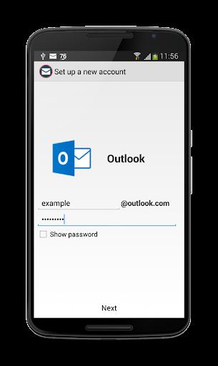 邮件阅读器的Outlook ™
