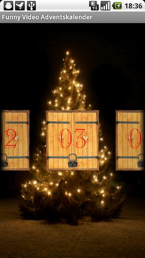 Xmas Carol Advent Calendar