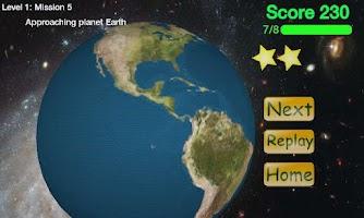 Screenshot of WordBot! Lite 3D Spelling