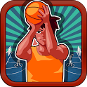Obstacle Basketball icon