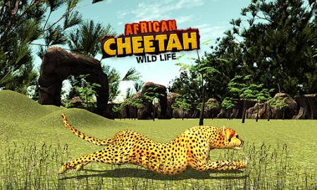 African Cheetah Survival Sim 1.1 screenshot 69720