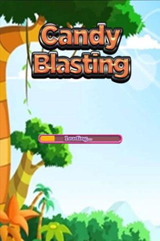 Candy Blasting