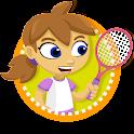 Paula y Mario: Tenis icon
