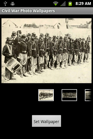 Civil War Photo Wallpapers