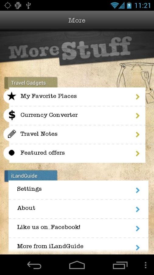 iLandGuide Barbados- screenshot