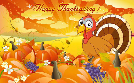 Thanksgiving Theme HD