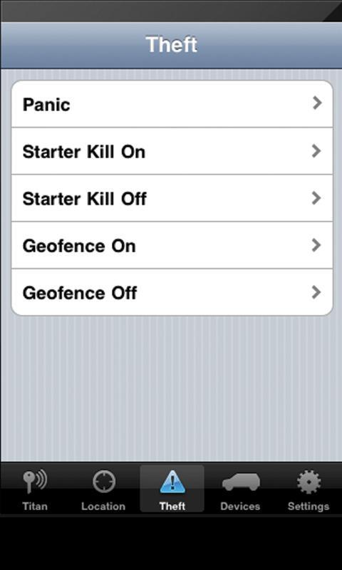 AutoConnect GPS- screenshot