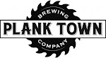 Logo of Plank Town Blue Pool Pilsner