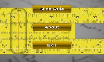 Screenshot of Slide Rule