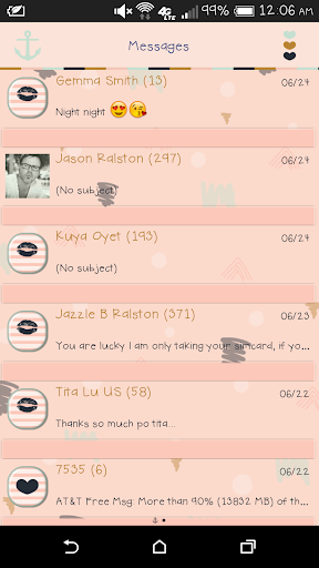 Swoon Go SMS