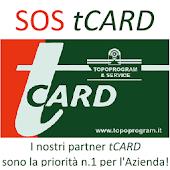 SOS tCARD