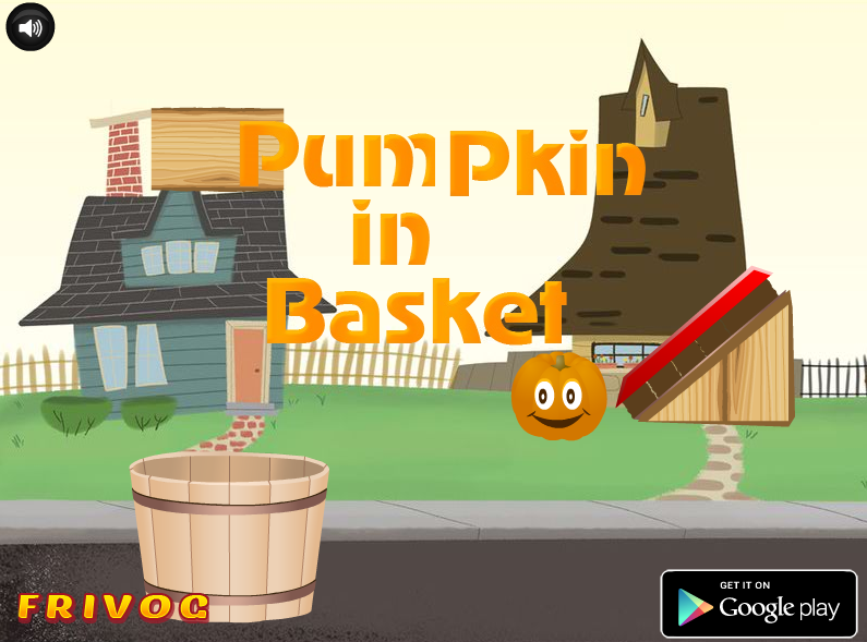 Pumpkin in the Basket - screenshot