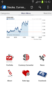 Stock exchange finance market - screenshot thumbnail