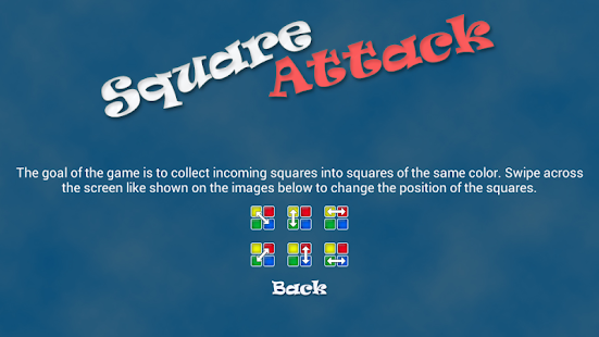 Square Attack- screenshot thumbnail