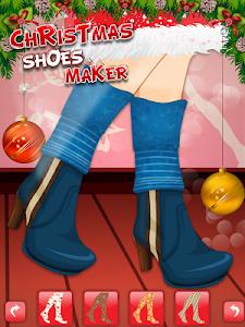 Christmas Shoes Maker 1 v10.1.1
