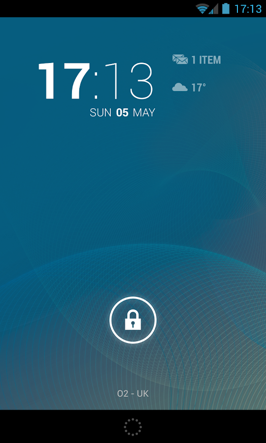 StackInbox DashClock Extension - screenshot