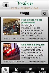 Cafe viskan - screenshot thumbnail