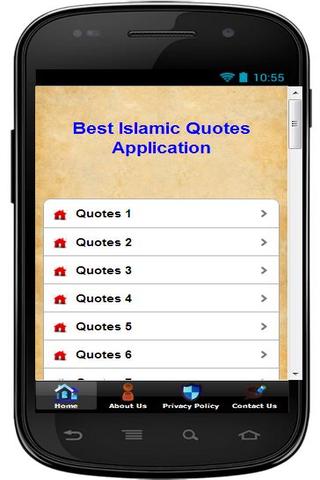 Best Islamic Quotes App