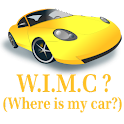 WIMC – Where Is My Car? logo