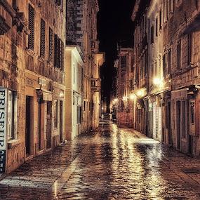 by Kristijan Siladić - City,  Street & Park  Neighborhoods