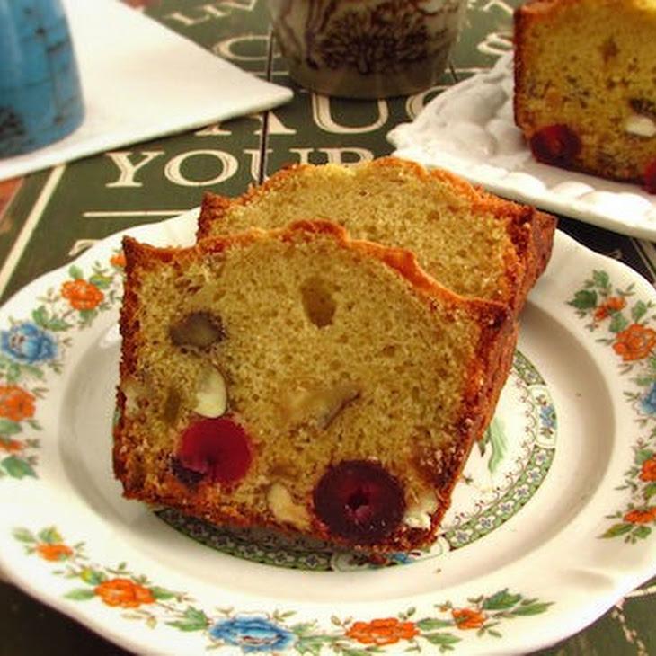 Delicious Fruit Cake Recipe