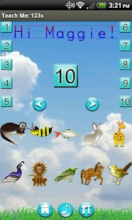 Teach & Try: ABC & 123 (Lite) - screenshot thumbnail