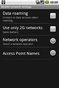 Switch Network Type 2G / 3G v1.0.4