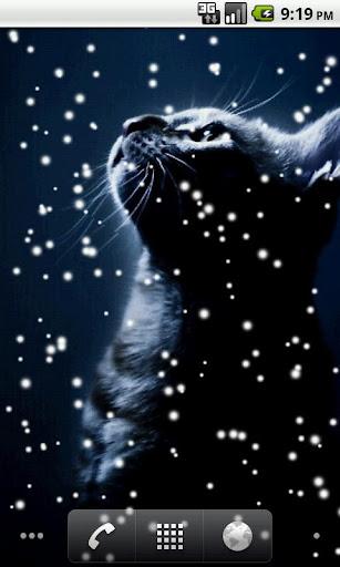 Lovely Snowfall Live Wallpaper v1.0.6