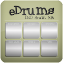 Drums – Pro drum set logo
