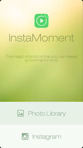 InstaMoment InstagramSlideshow