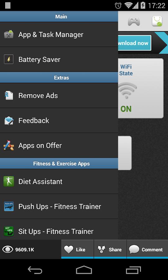 Network Speed Booster - screenshot