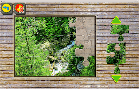 Forest Jigsaw Puzzles Game- screenshot thumbnail