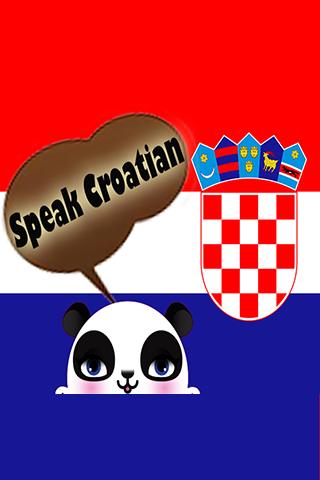 Speak Croatian