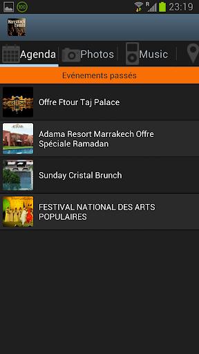 Marrakech Events