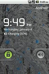 Snow Wall- screenshot thumbnail