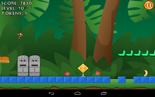 Screenshot of Jungle Monkey