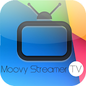 Moovy streamer TV